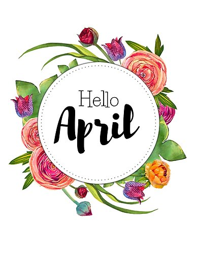 hello-april - Central California Society for Human Resource Management